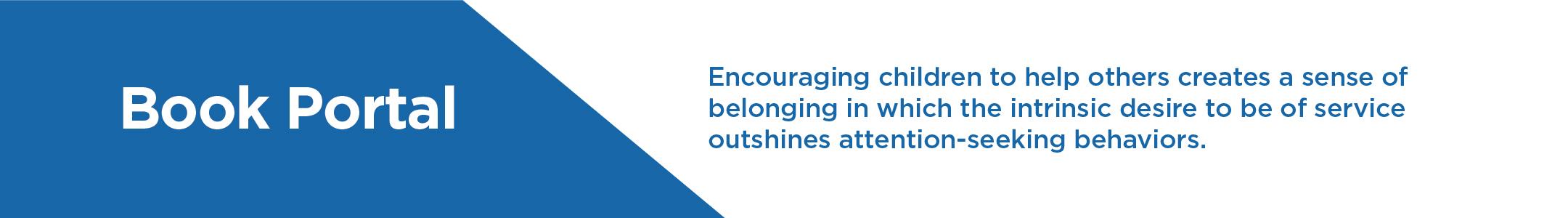 Chapter 6: Encouragement - Conscious Discipline