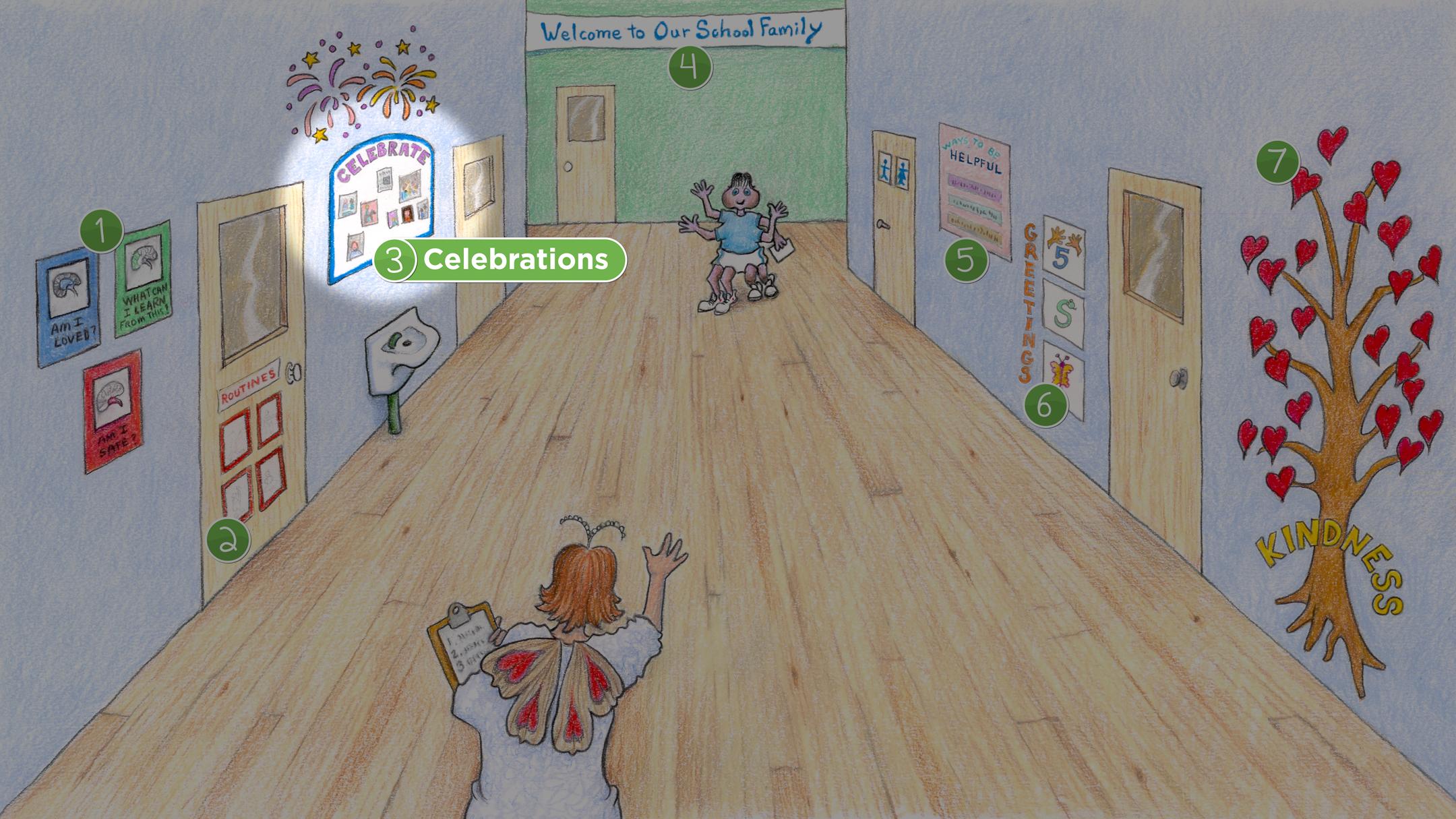Hallway: Celebrations