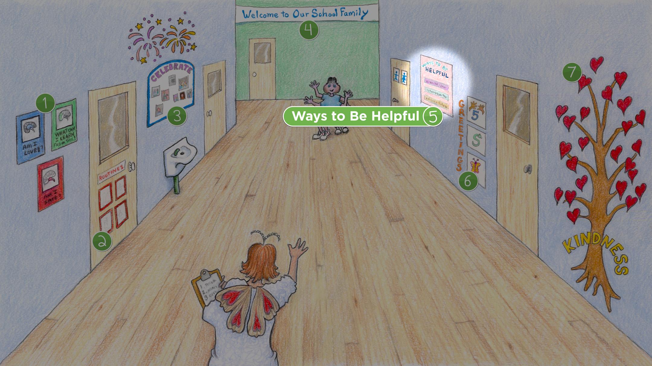 Hallway: Ways To Be Helpful