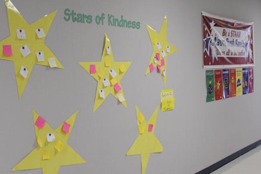 Classroom Discipline Ideas ~ Kindness tree conscious discipline