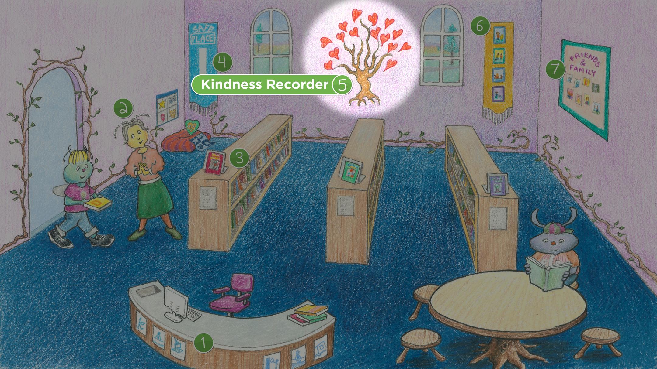 Media Center: Kindness Recorder