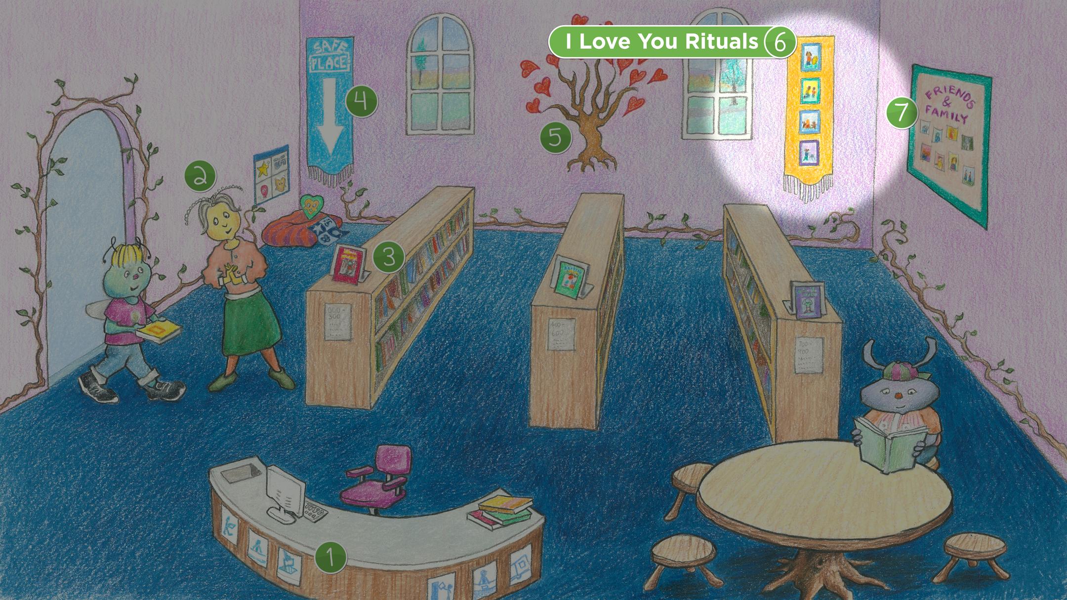 Media Center: I Love You Rituals