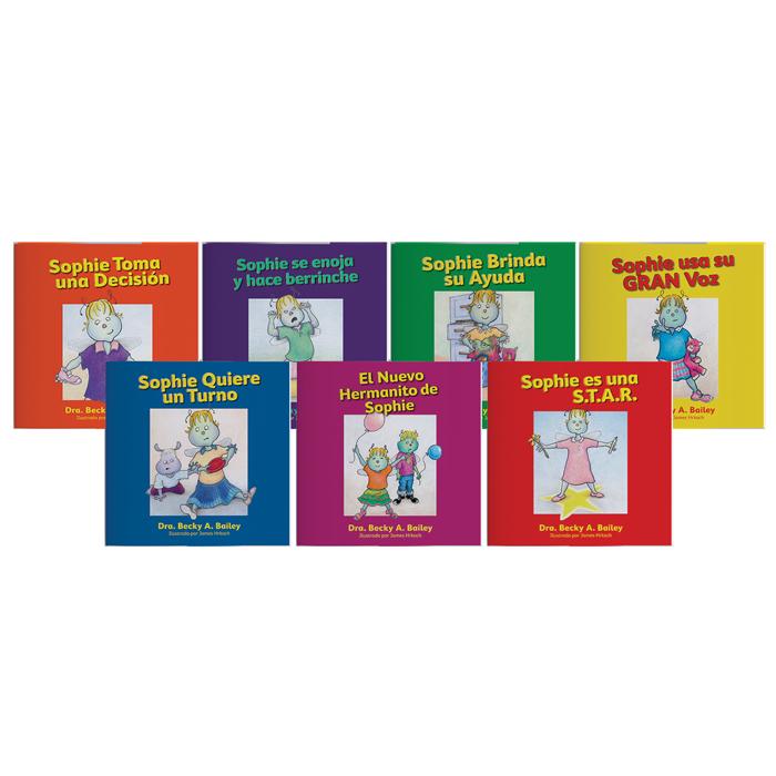 Sophie Books Spanish Family