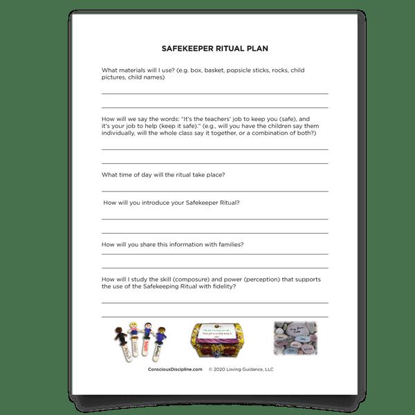 Safekeeper Ritual Plan