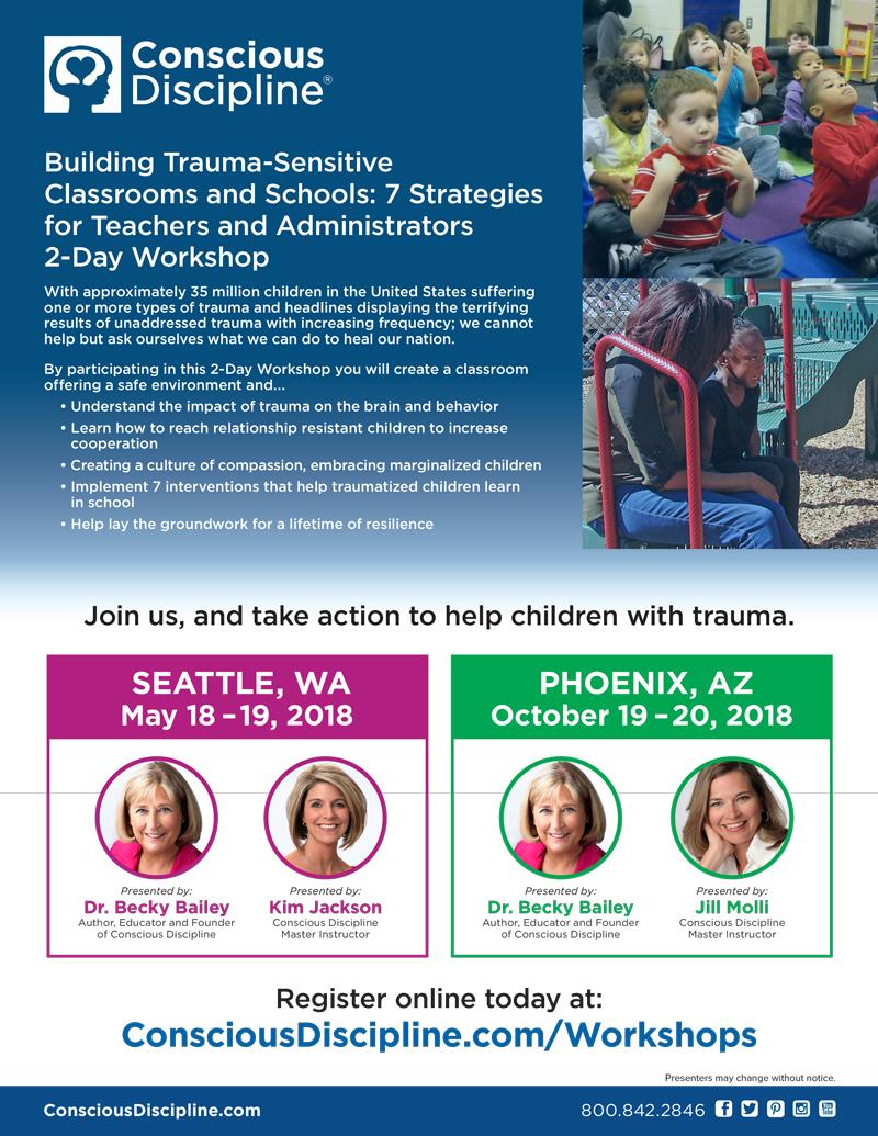 Trauma Workshop Flyer