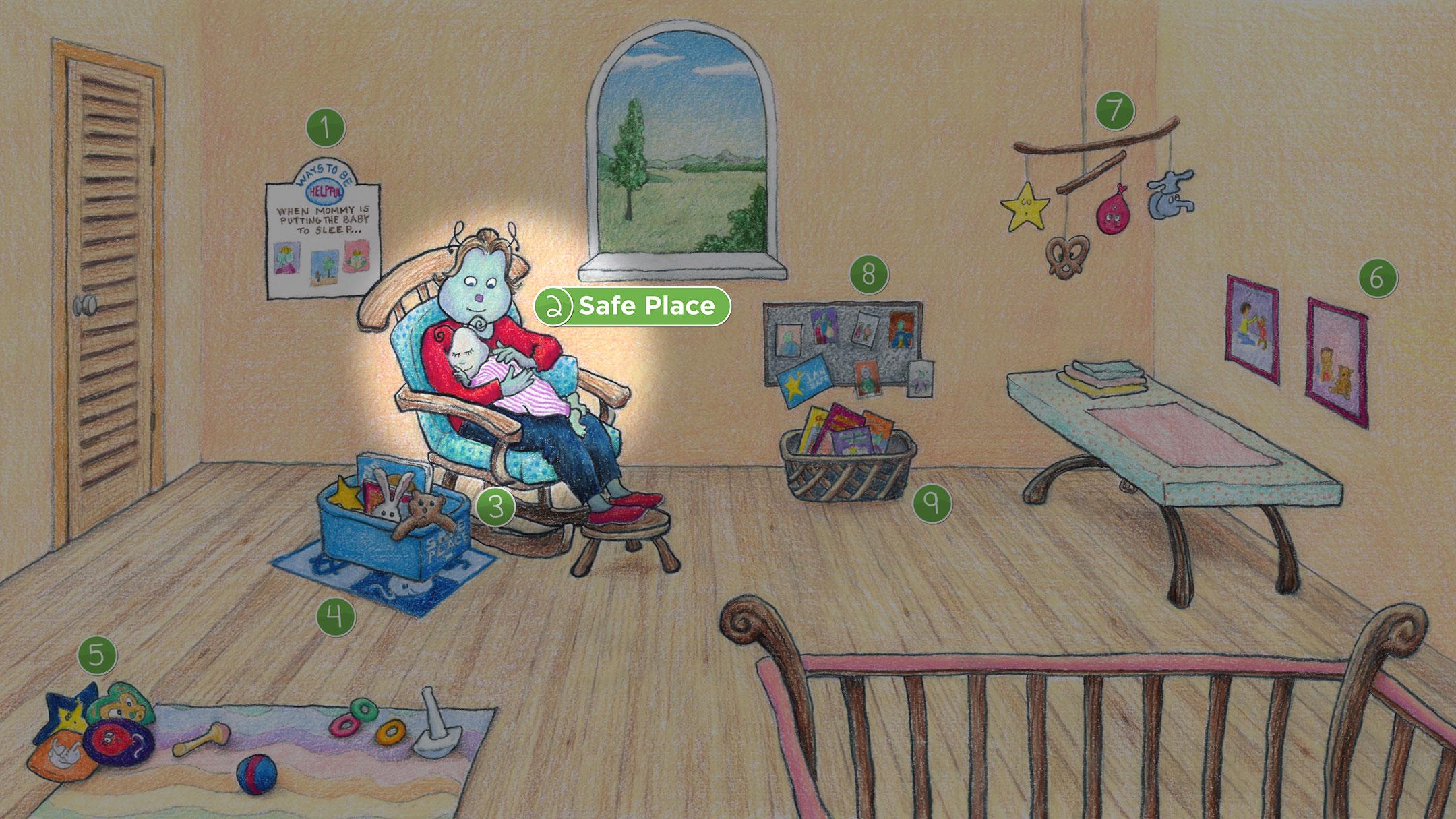 Nursery Room: Safe Place