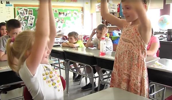 Creating a School Family Through Connection