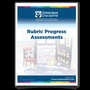 """Conscious Discipline Rubric Progress Assessment"" is locked Conscious Discipline Rubric Progress Assessment - English"
