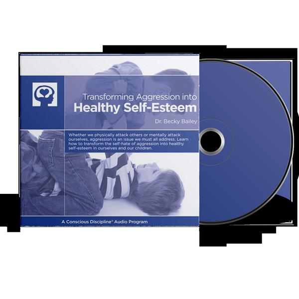 Transforming Aggression into Healthy Self-Esteem