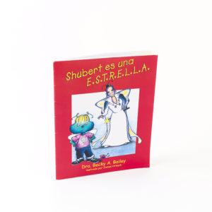 Shubert es Una ESTRELA front cover