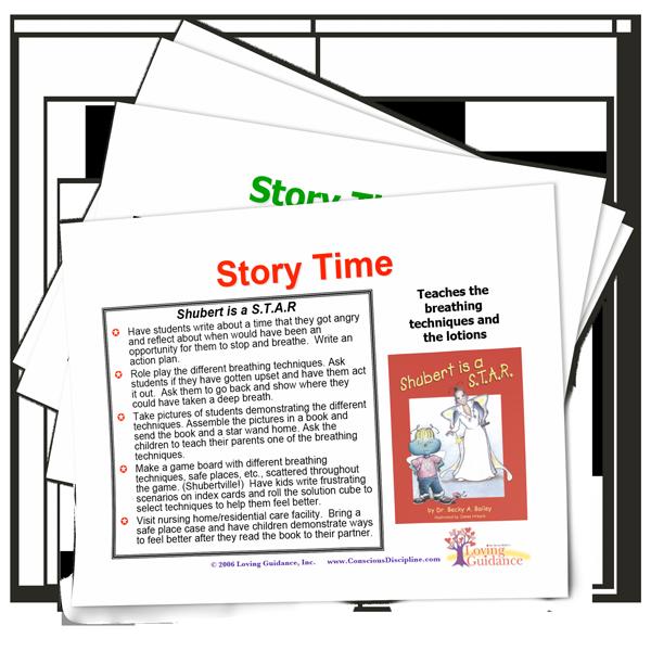 Shubert Extension: Story Time Slides