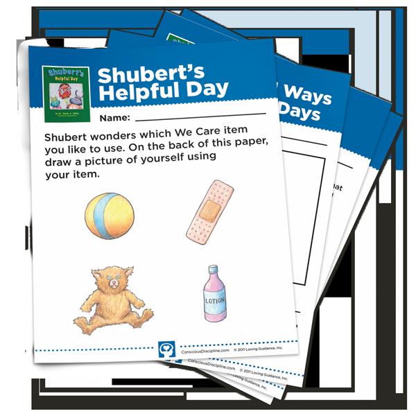Shubert Extension: Helpful Day