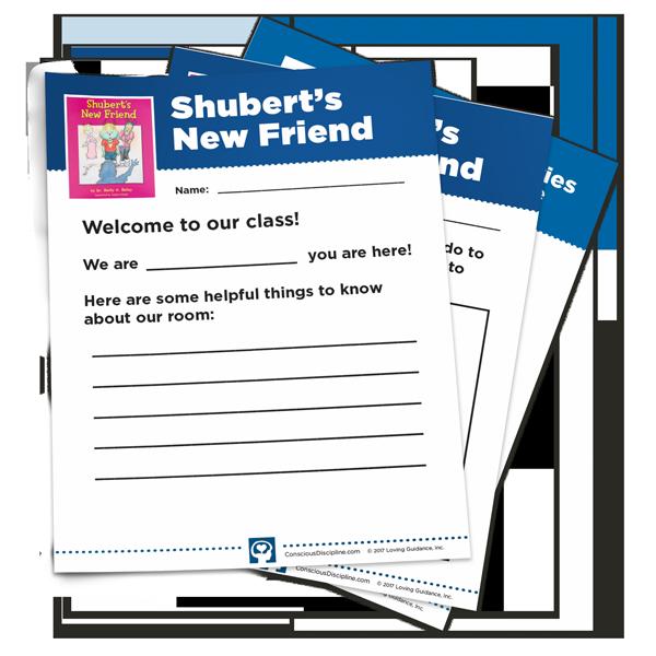 Shubert Extension: New Friend