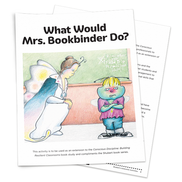 Shubert Extension: What Would Mrs. Bookbinder Do?