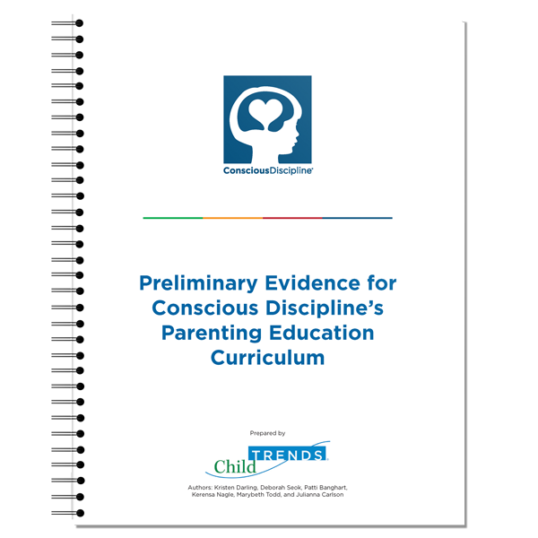 Preliminary Evidence for Conscious Discipline Parenting Education Curriculum