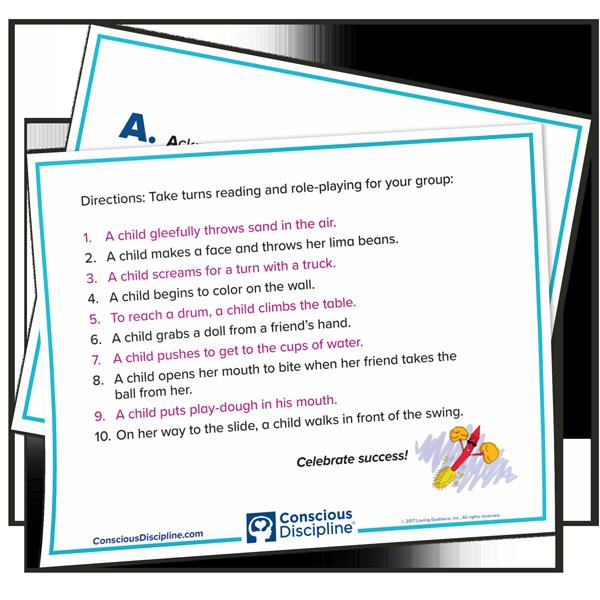 A.C.T. Scenarios: Infants & Toddlers