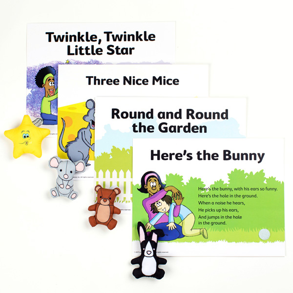 I Love You Rituals Changing Table Poster Set - Poster and toys 2 - thumbnail image