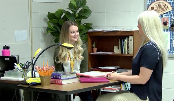 Social emotional learning taught at Arkansas school