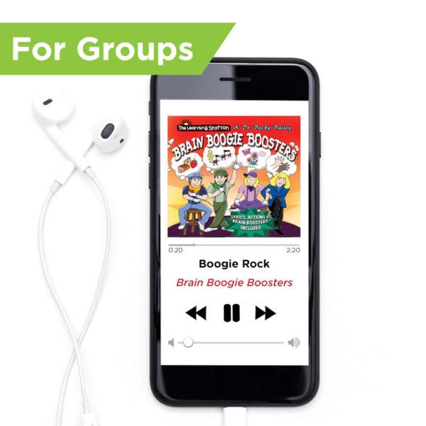 DIGITAL SITE LICENSE: Brain Boogie Boosters