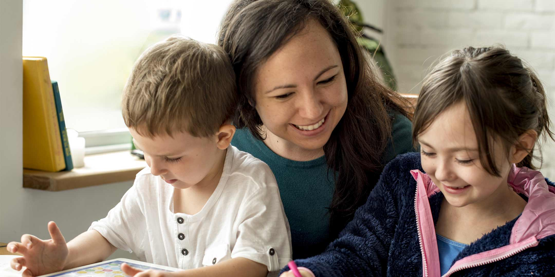 Keys for Successful Home Learning