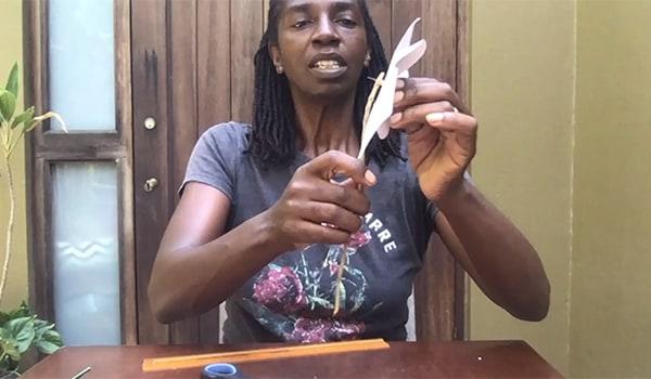 Make a Multisensory Breathing Pinwheel