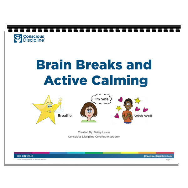 At Home Brain Breaks and Active Calming