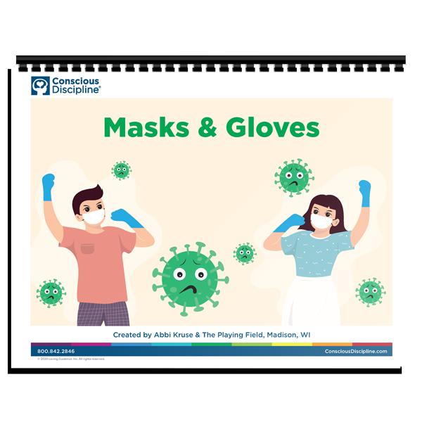 Masks & Gloves Social Story