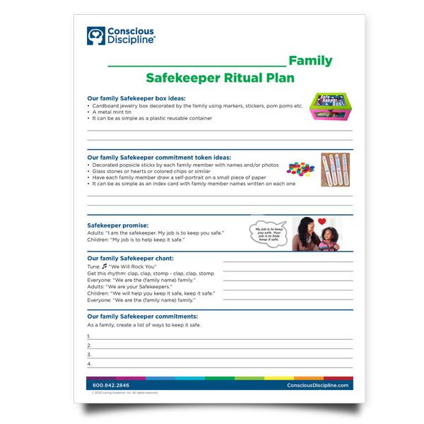 My Family Safekeeper Ritual Plan