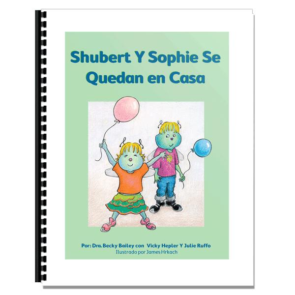Shubert y Sophie se Quedan en Casa