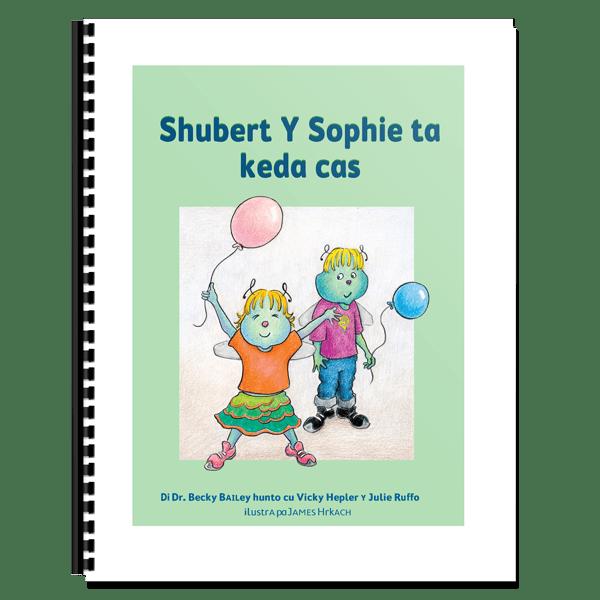 Shubert y Sophie ta Keda Cas Pa