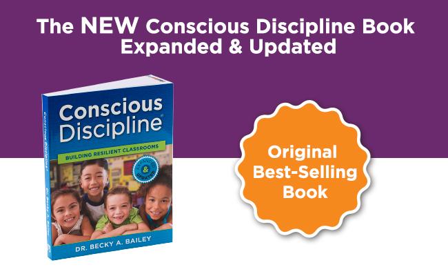 Storefront: Conscious Discipline Book