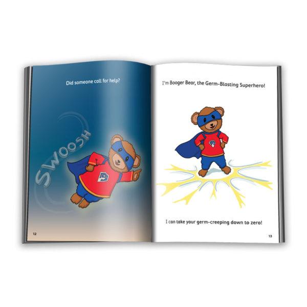 Booger Bear book
