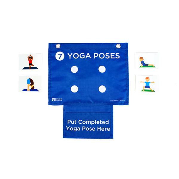Active Calming Center Yoga Poses