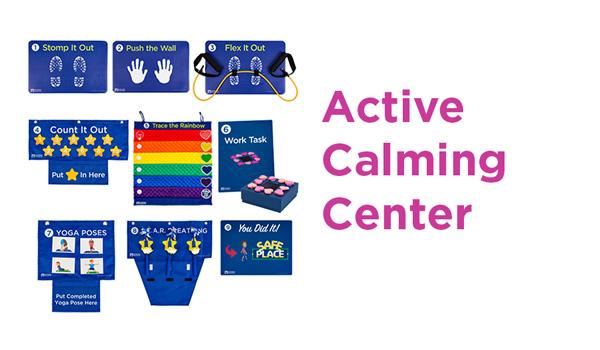 Shop: Active Calming Center