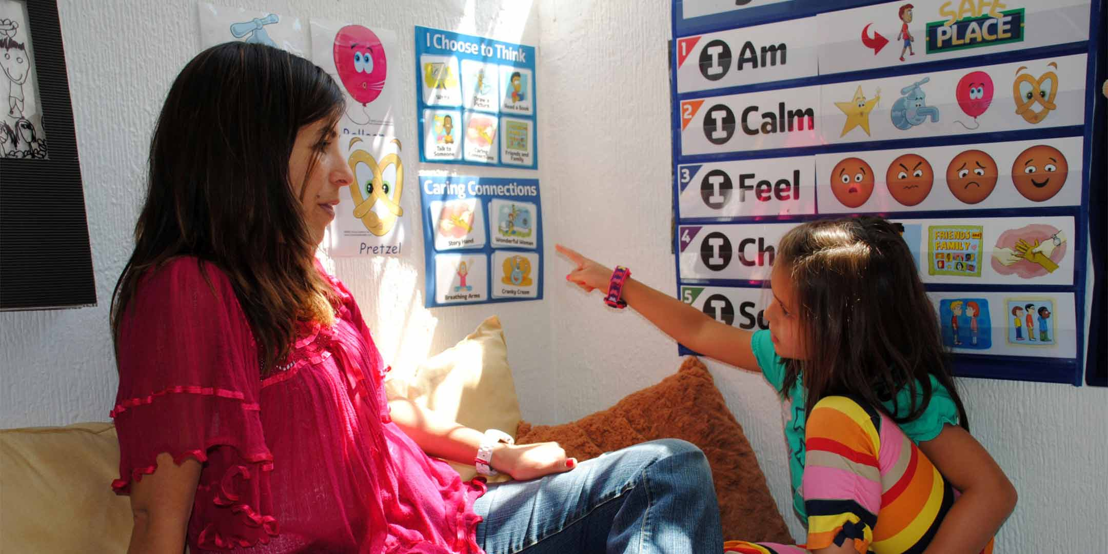 Help Kids Calm with a Portable Safe Place for Distance Learning banner
