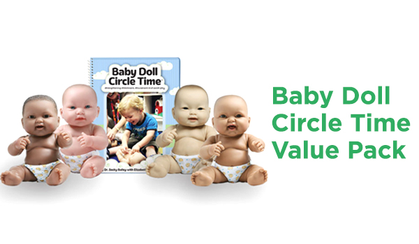 Homepage featured product - Baby Doll Circle Time Value Pack