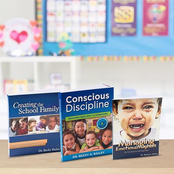 Conscious Discipline Core Products Image