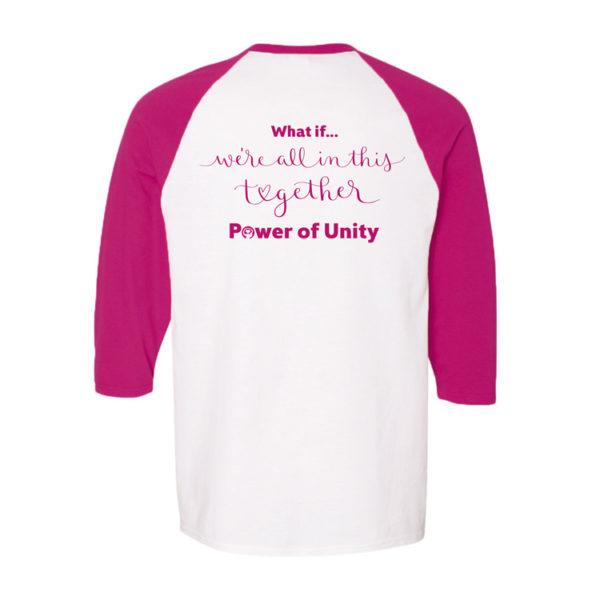 Pink Love Shirt_Back